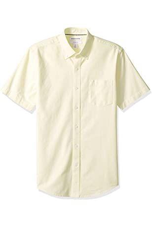 jeansian Herren Freizeit Hemden Shirt Tops Mode Langarmshirts Slim Fit 8397