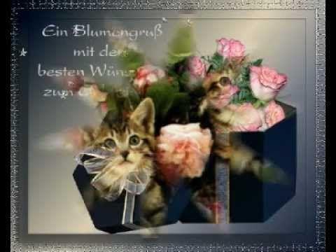 Pin Von Margitta Genschmer Auf Musik Geburtstagslieder