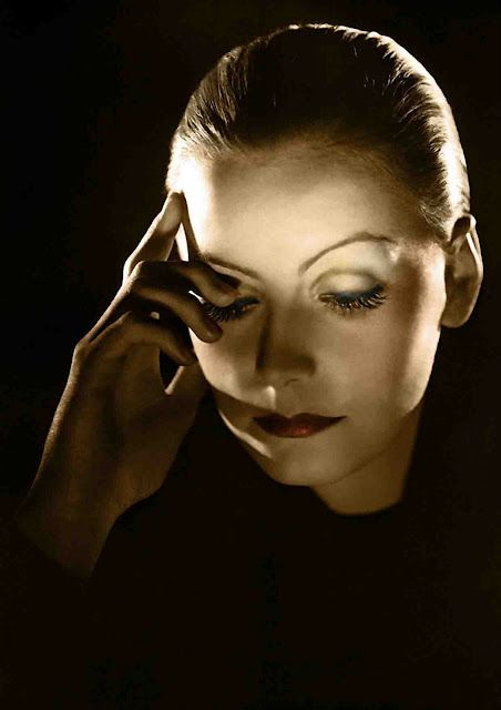 Happy Birthday Greta Garbo!  September 18, 1905 - April 15, 1990: