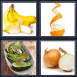 4 fotos 1 palabra platanos - Pulsa en la foto para ver la respuesta