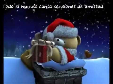 Mi Regalo De Navidad Youtube Holiday Decor Christmas Novelty Christmas