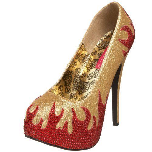 Platform pumps.. women's shoes.. high heels