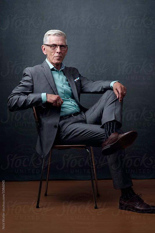 Handsome Businessman By Nick Walter For Stocksy United Business