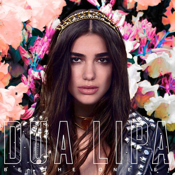 Dua Lipa – Be the One (single cover art)