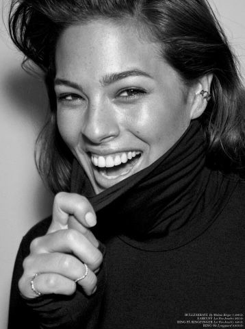 Big Girls Love Fashion Too: Quem é? Ashley Graham!: