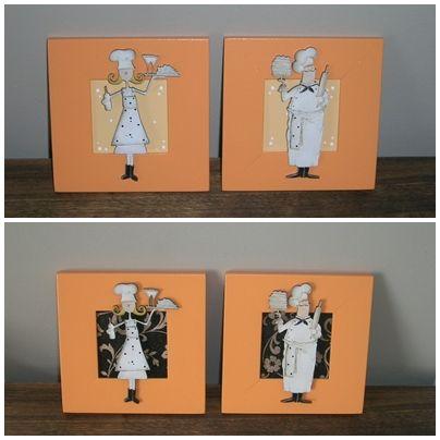 Para decorar la cocina cuadros 12x12 cuadros - Cuadros pequenos para decorar ...