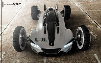 Peugeot Dune Buggy.
