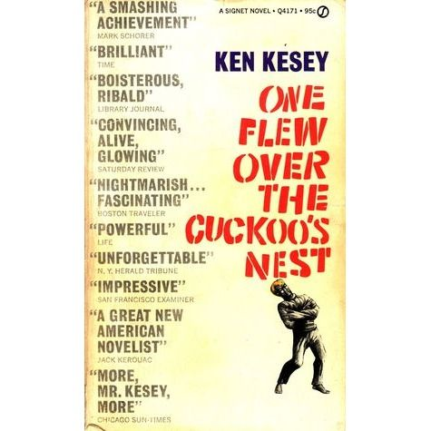 exploring the literary themes in ken keseys novel one flew over the cuckoos nest Ken kesey's one flew over the cuckoo's nest: an aristotelian tragedy a presentation by angus mcreynolds what is an aristotelian tragedy tragedy, as defined by aristotle in his poetics, is.