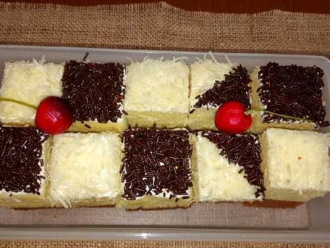 Resep Bolu Kukus Coklat Vanilla Oleh Dapur Dien Resep Resep Makanan Ringan Manis Kue Gulung