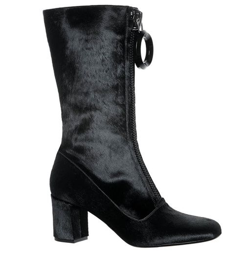 Calvin Klein Collection Bottines en poulain