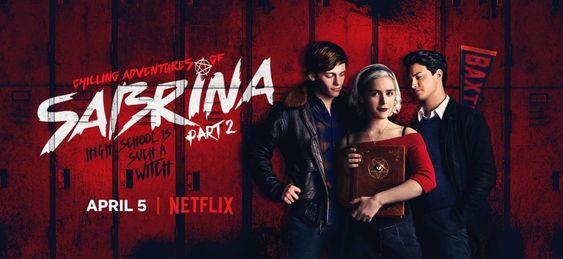 [Crítica de Série] O mundo sombrio de Sabrina - 2ª temporada | Blog Aquela Geek  #aquelageek #geek #netflix #netflixbr #serie #witch #bruxa #bruxaria #sabrinaspellman #omundosombriodesabrina #chillingadventuresofsabrina