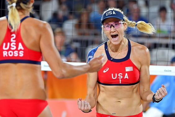 The new American duo that is expected to win Rio had no problems in an opening…