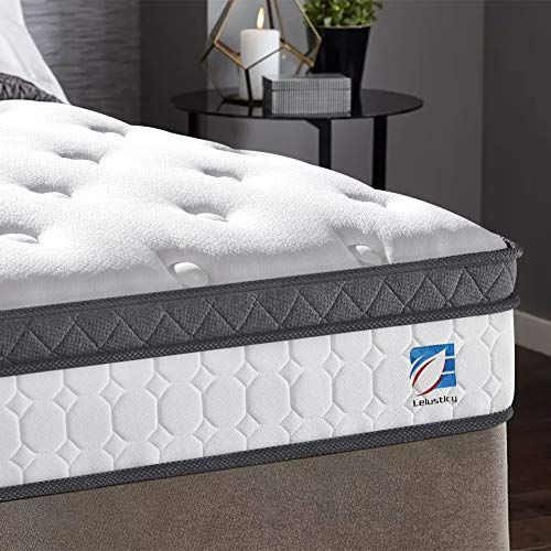 Ej Life Double Mattress 4ft6 Double Pocket Sprung Mattress With