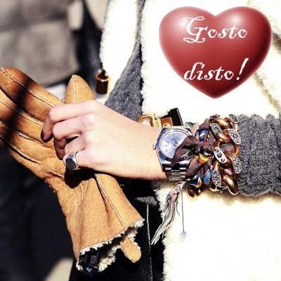 Braceletes Moda de Rua - Bracelets Street Fashion
