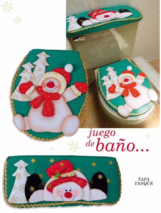 Mu ecos navidad para navidad pinterest patrones and - Munecos de navidad ...