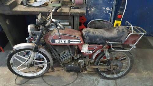 Rixe R503 Rs 50 Moped Mofa Mokick Keine Zundapp Hercules In