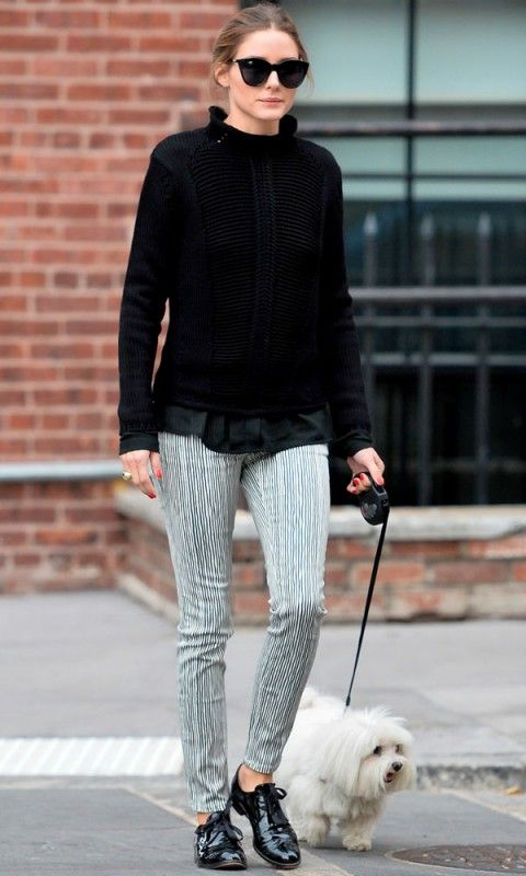 Best Double Denim - Olivia Palermo - Olivia Palermo Pictures   InStyle UK