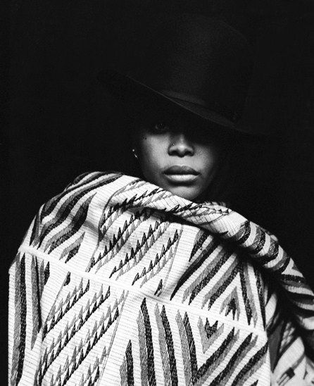 Erykah Badu the girl.