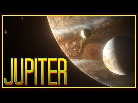 Júpiter El Planeta Escudo Del Sistema Solar Youtube En 2021 Sistema Solar Planetas Planeta