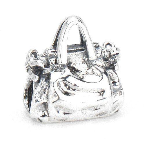 Moress My Favorite Handbag Purse Solid 925 Sterling Silver European Charm Bead - Compatible Brand Bracelets : Authentic Pandora, Chamilia, Moress, Troll, Ohm, Zable, Biagi, Kay's Charmed Memories, Kohl's, Persona & more! Moress Bead Charms,http://www.amazon.com/dp/B005RH1AOG/ref=cm_sw_r_pi_dp_aWDGsb0AFVTGFRMK