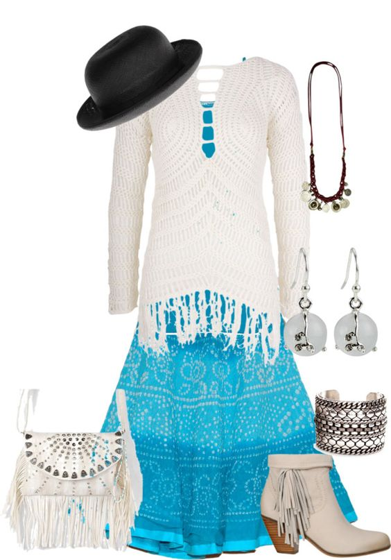 """Boho"" by daiscat on Polyvore"