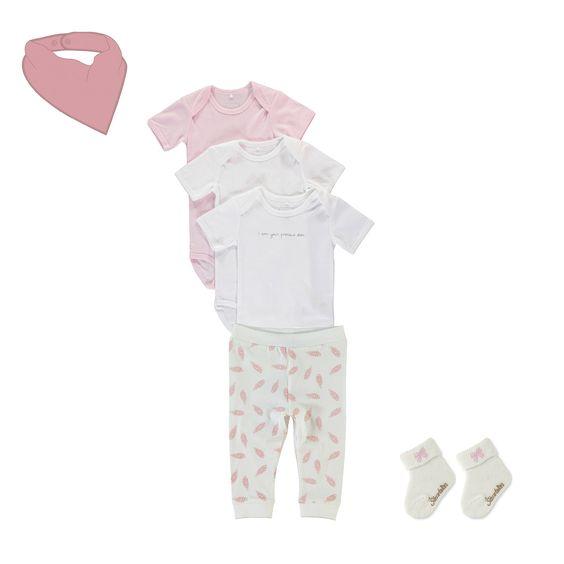 Outfit baby meisje op wwww.selecti.be