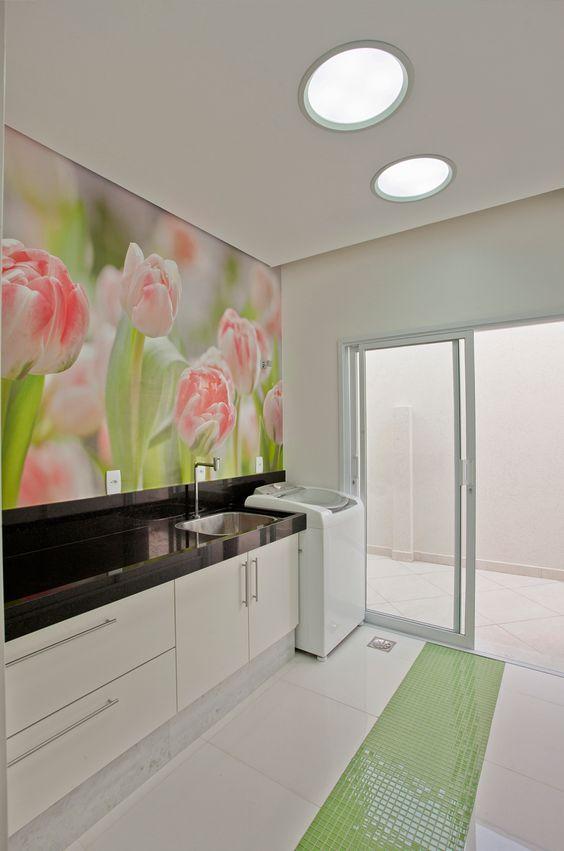 Decor Salteado - Blog de Decoração e Arquitetura : 10 Áreas de serviço decoradas - veja dicas e modelos para casas e apartamentos!