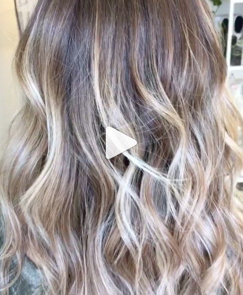 Video Adding Dimension When Balayage Is Too Blonde With Images