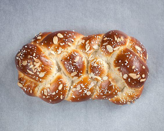 Nisu or Pulla Bread