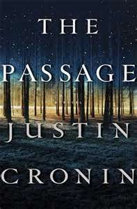 The Passage by Justin Cronin  and it's sequal The Twelve