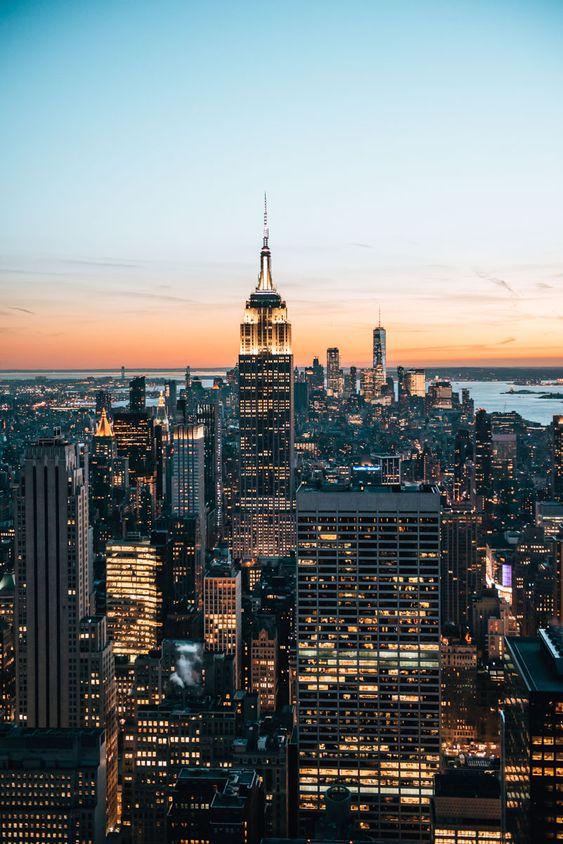 Vacanza studio New York, America