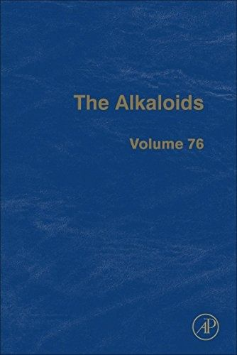 The Alkaloids A Series That Has Covered The Topic For More Than 60 Years Is The Leading Book Series In The Field Of Alkaloid Ebooks Books To Read Free Ebooks