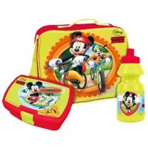 Sac à Goûter Isotherme Mickey