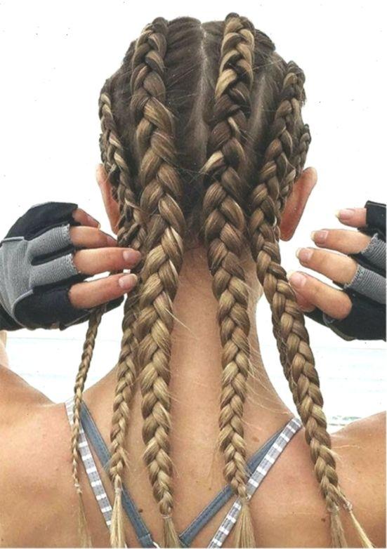 Besten Boxerbraids Das Der Frisuren Fur Uncategorized Braidedhairstylesforlonghair Sporty Hairstyles Hair Styles Braids For Long Hair