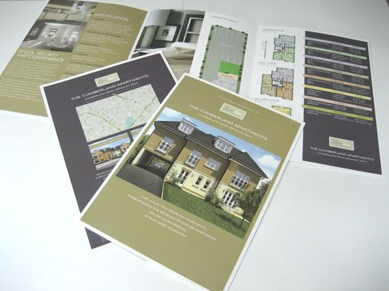 Pin by Rachel Ferguson on Real Estate Design Pinterest Brochures - property brochure