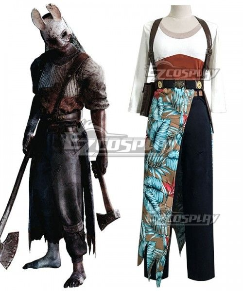 Dead By Daylight The Huntress Cosplay Costume Daylight Dead Huntress Huntress Cosplay Cosplay Costumes Huntress Costume