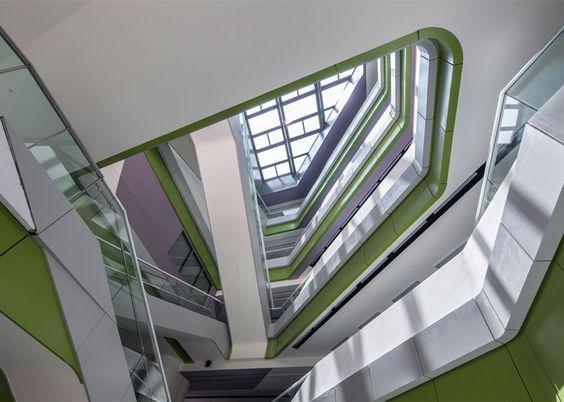 UNStudio completes first buildings for Singapore university