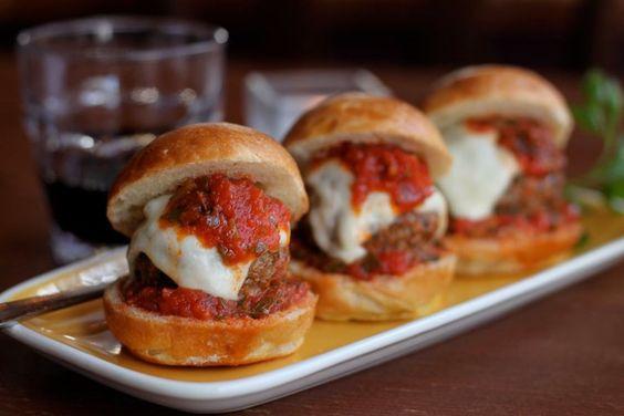 Meatball Sliders $1.25 each