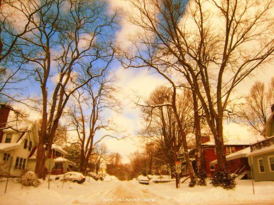 winterland by alahay