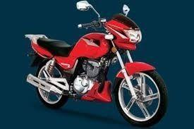 gsr 125s - red fox suzuki motos não yes honda yamaha burgman