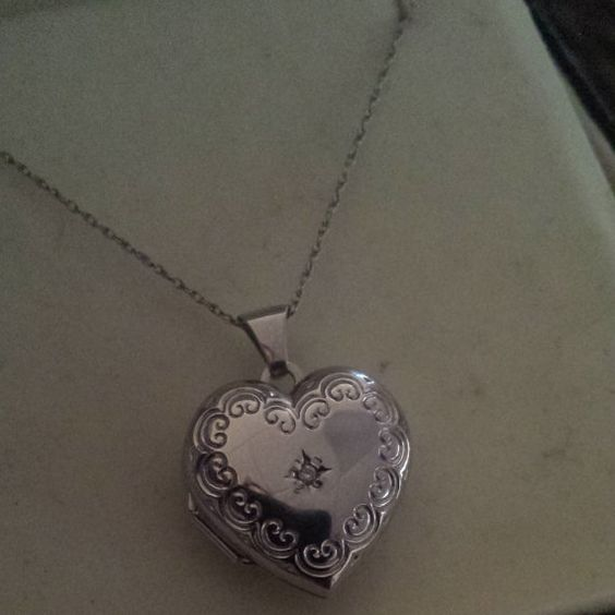 Hey, I found this really awesome Etsy listing at https://www.etsy.com/listing/227592029/engraved-sterling-silver-diamond-heart