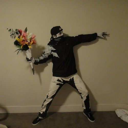 banksy costume