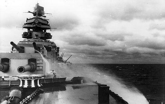 German Battleship Tirpitz #warship #doitanyway.dk #ww2 ...