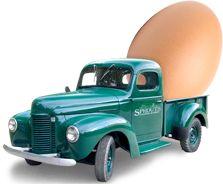 Truck Egg