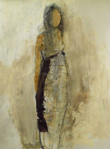 Holly Irwin | Gentle Woman | An artist at dk Gallery