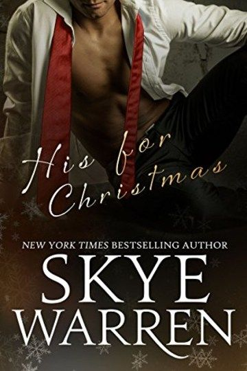 Daily Free Read #FREEBIE #amazon #kindle #free at time of post  Amazon Quick Link - http://goo.gl/fb1qPK  His for Christmas is a sexy dark billionaire romance intended for readers over eighteen. Fair warnings: Contains rough sex in the workplace, a tortured hero who doesn't believe himself worthy of love, and a heroine who's going to give him the best Christmas present.