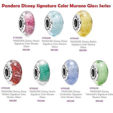 Pin on ...My Pandora *Murano Beads* Collection ❤