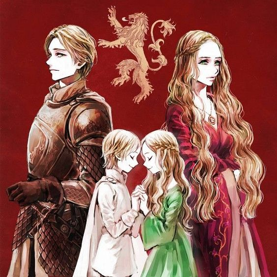 Game of Thrones Lannisters