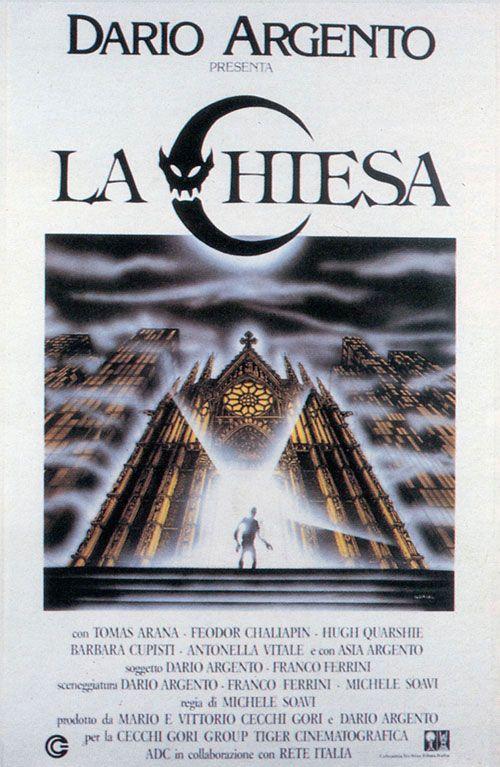La chiesa (the church) - Original title: La chiesa - Directed by: Michele Soavi - Country: Italy - Release date: 1989