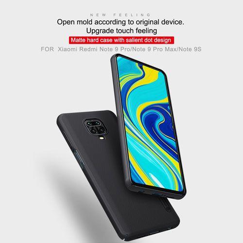 قاب محافظ شیائومی ردمی نوت 9 پرو مارک نیلکین استند 3 Nillkin Xiaomi Mobile Phone